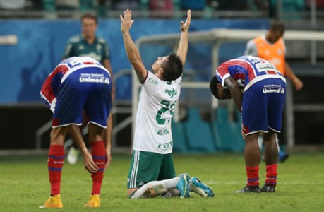 Bahia vs Palmeiras 180617
