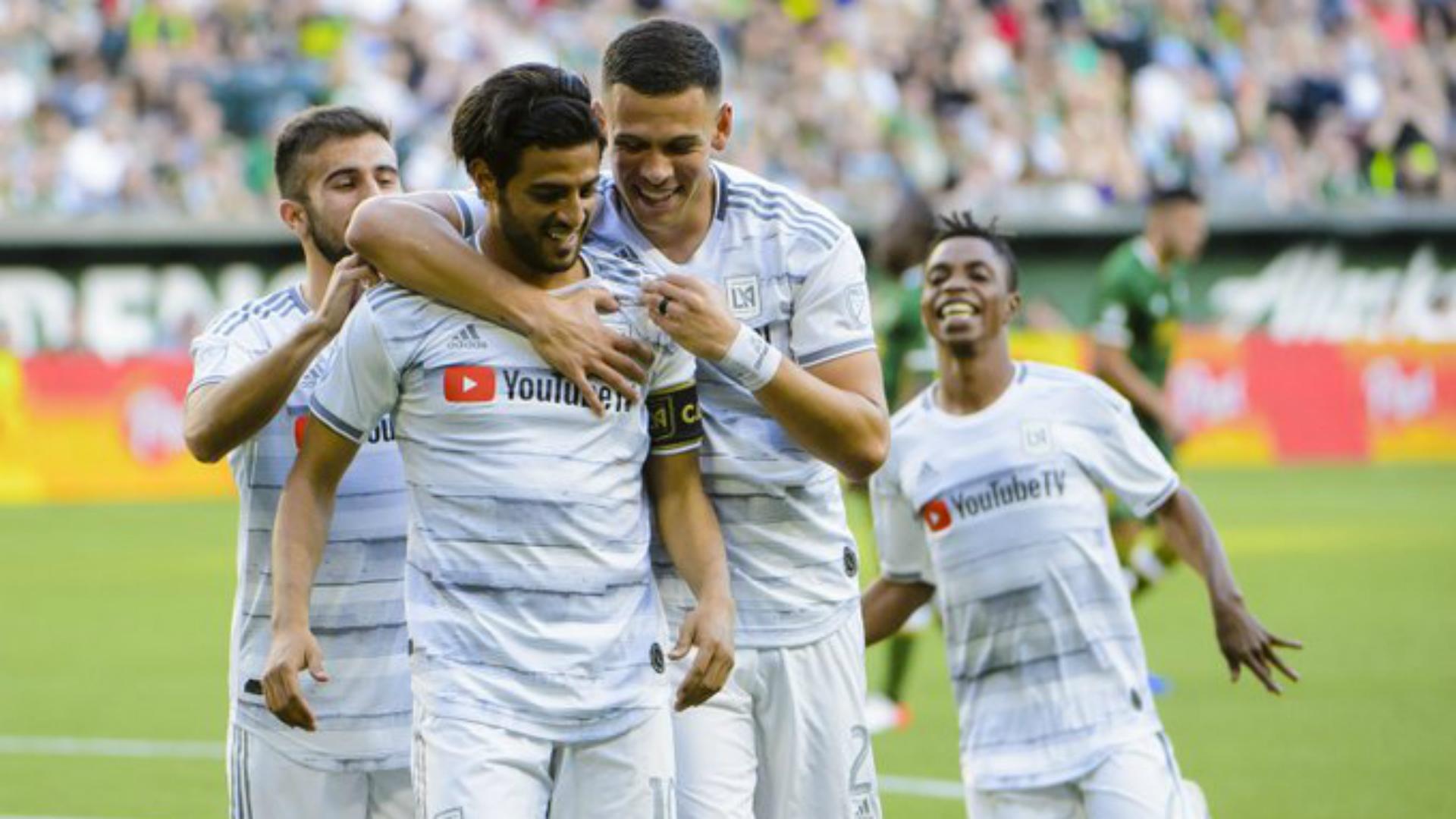 Carlos Vela Los Angeles FC