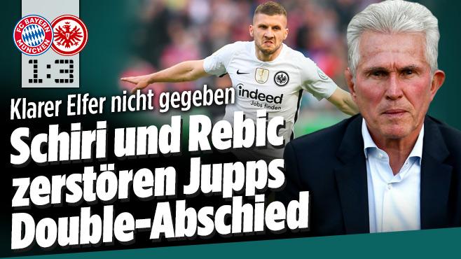 Ante Rebic & Jupp Heynckes