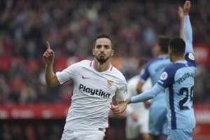 Pablo Sarabia Sevilla Girona LaLiga