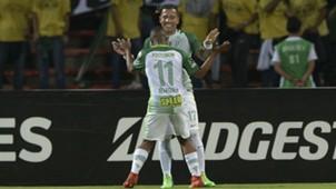 Atlético Nacional gol Dayro Moreno vs Barcelona Copa Libertadores