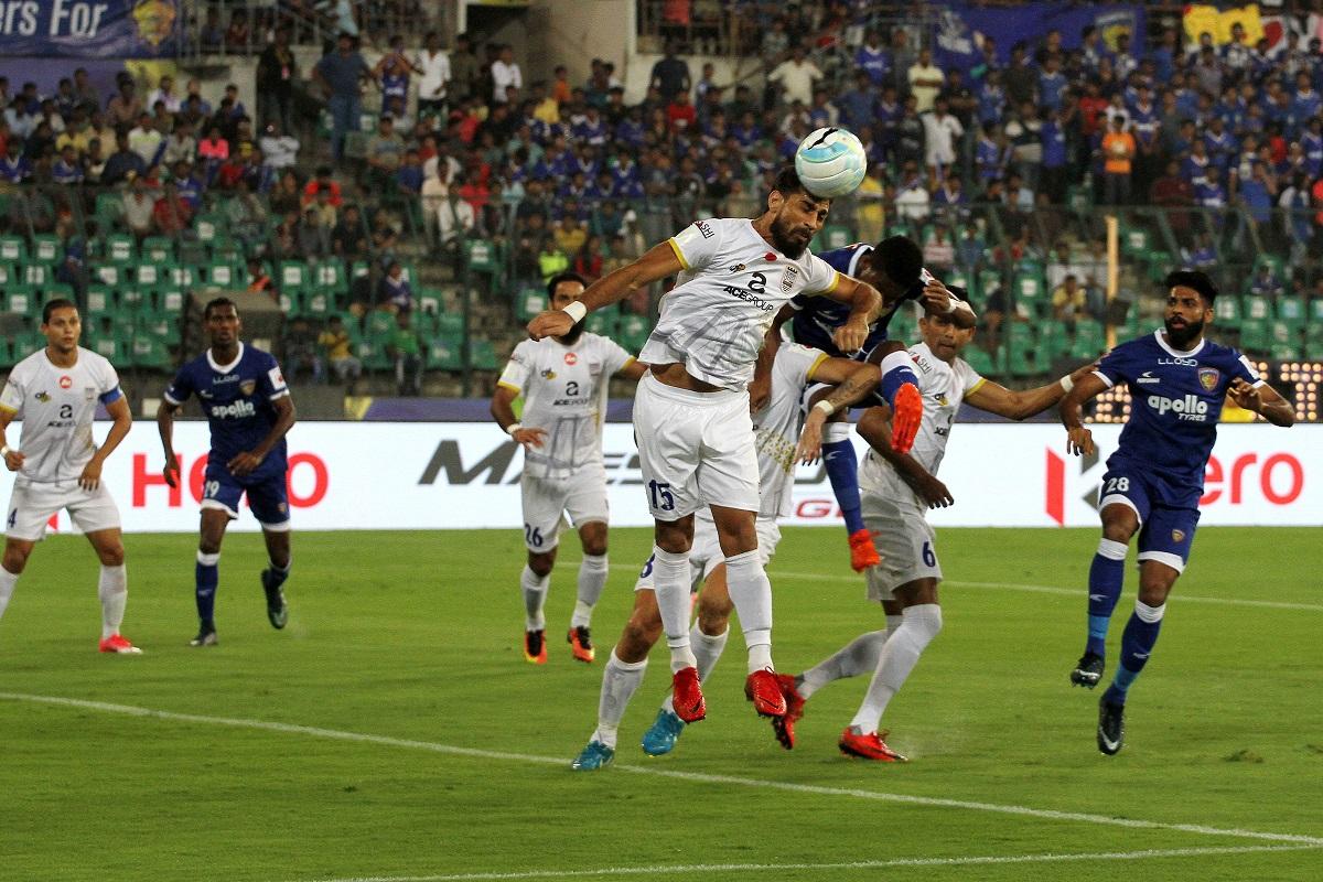 Chennaiyin vs Mumbai City