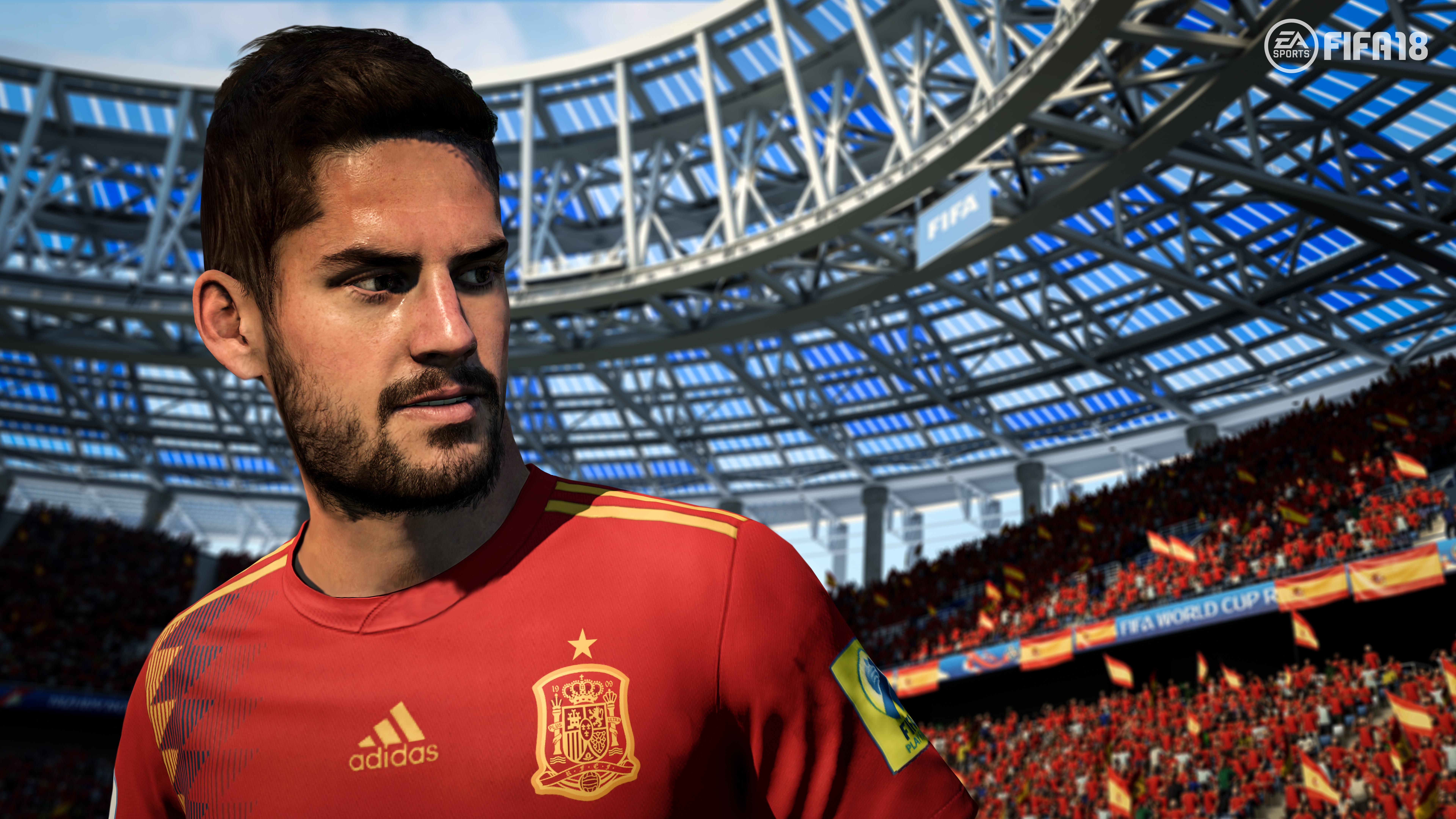 FIFA 18 WC mode