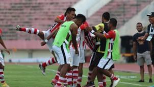 Persepam Madura - Celebest FC Palu (13/10/2017)