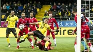 Damian van Bruggen, VVV-Venlo - FC Utrecht, 13122017, Eredivisie