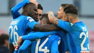 Koulibaly Napoli Verona Serie A