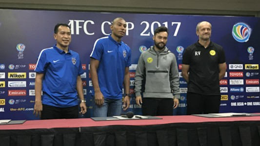 Ismail Ibrahim, Marcos Antonio, Manuel Ott, Risto Vidakovic, Johor Darul Ta'zim, Ceres, AFC Cup, 16/05/2017