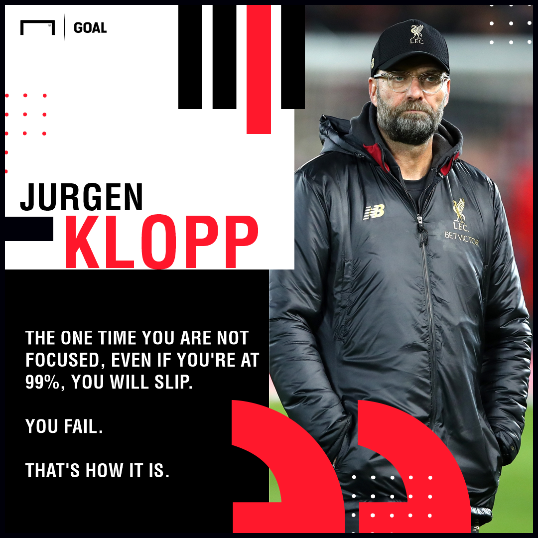 Klopp on focus
