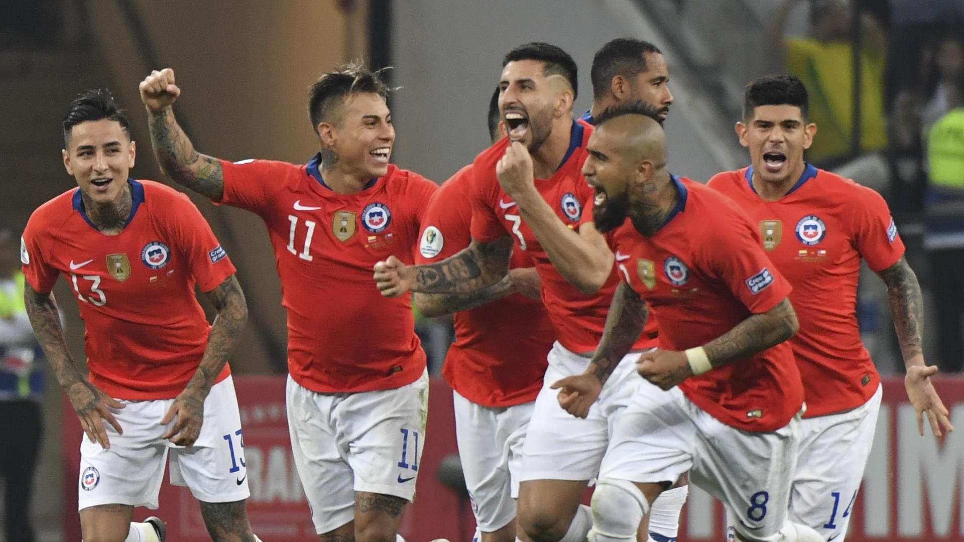 James Rodriguez, Colombia battuta dal Cile ai calci di rigore