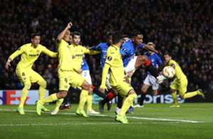 RANGERS VILLARREAL EUROPA LEAGUE