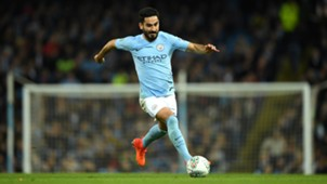 Ilkay Gündogan Manchester City Premier League 1017