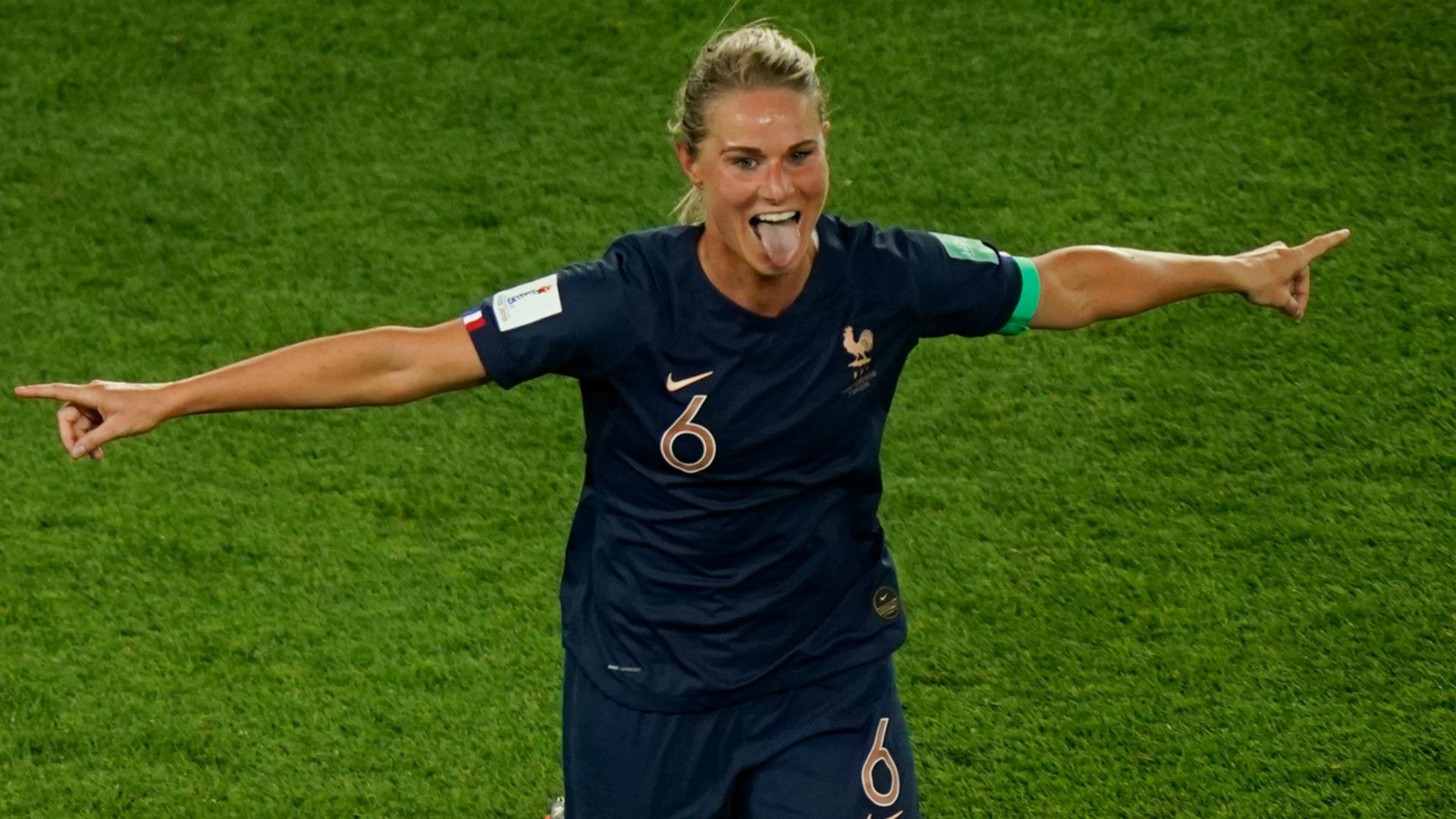 Amandine Henry France South Korea World Cup Women 07062019