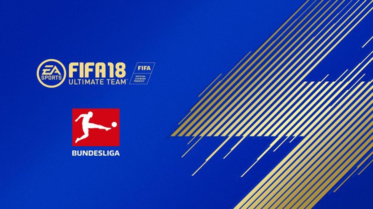FIFA 18 Bundesliga Team of the Season FUT