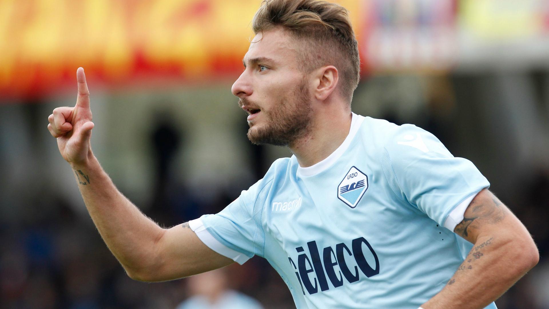 La Lazio vola, Immobile svetta: primo per goal e assist in A