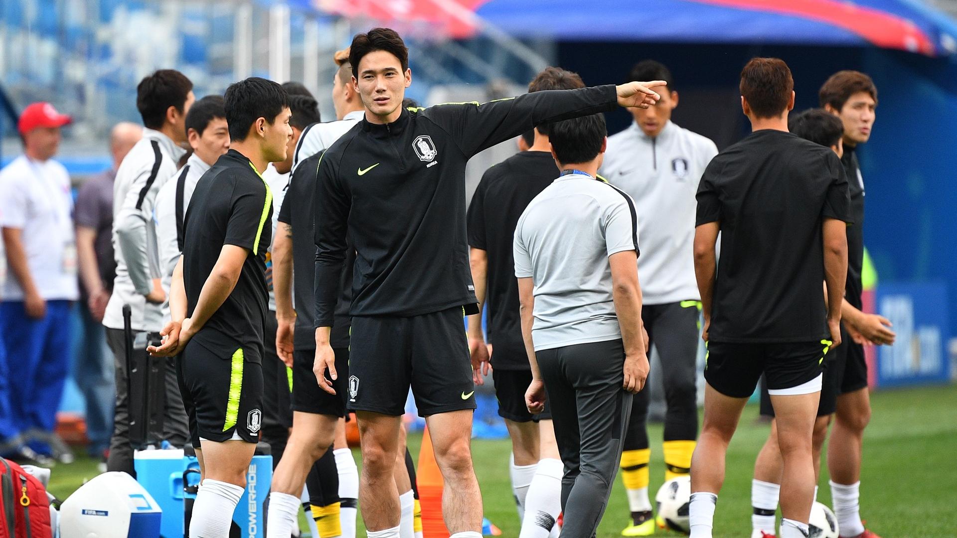 เมืองทองคว้ากองหลังทีมชาติเกาหลีใต้