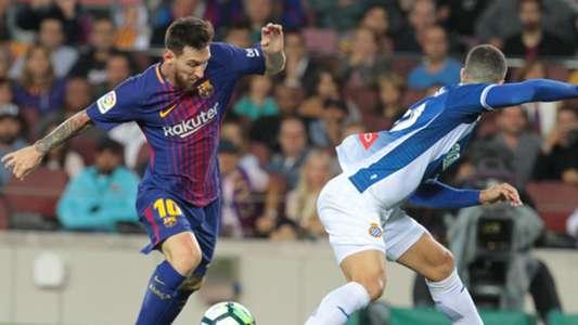 Image result for Espanyol vs Barcelona pic