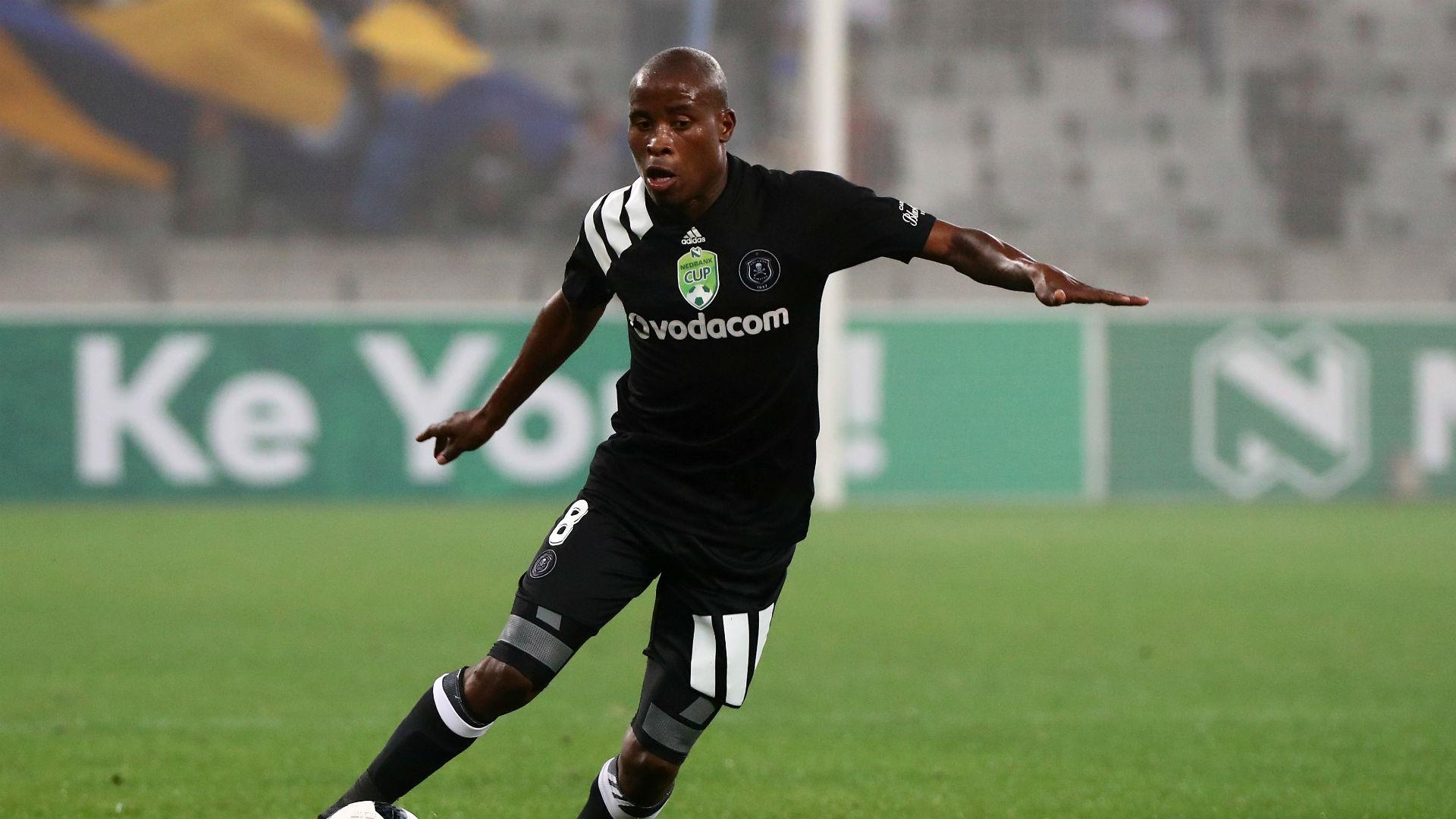 Thabo Matlaba, Orlando Pirates