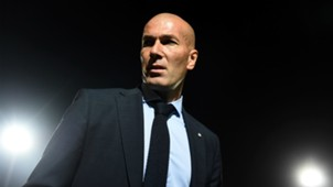 Zinedine Zidane, Real Madrid 10262017