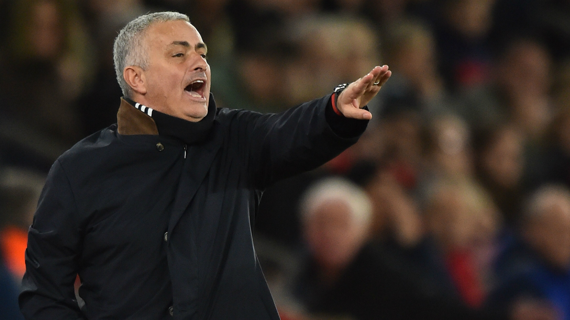 Jose Mourinho Kicked Wall In Fury After 2-2 Draw With Arsenal