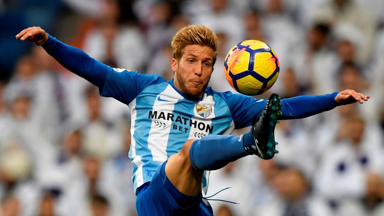 Keko Gontan Real Madrid Malaga LaLiga 25112017
