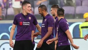 Fiorentina SPAL celeb