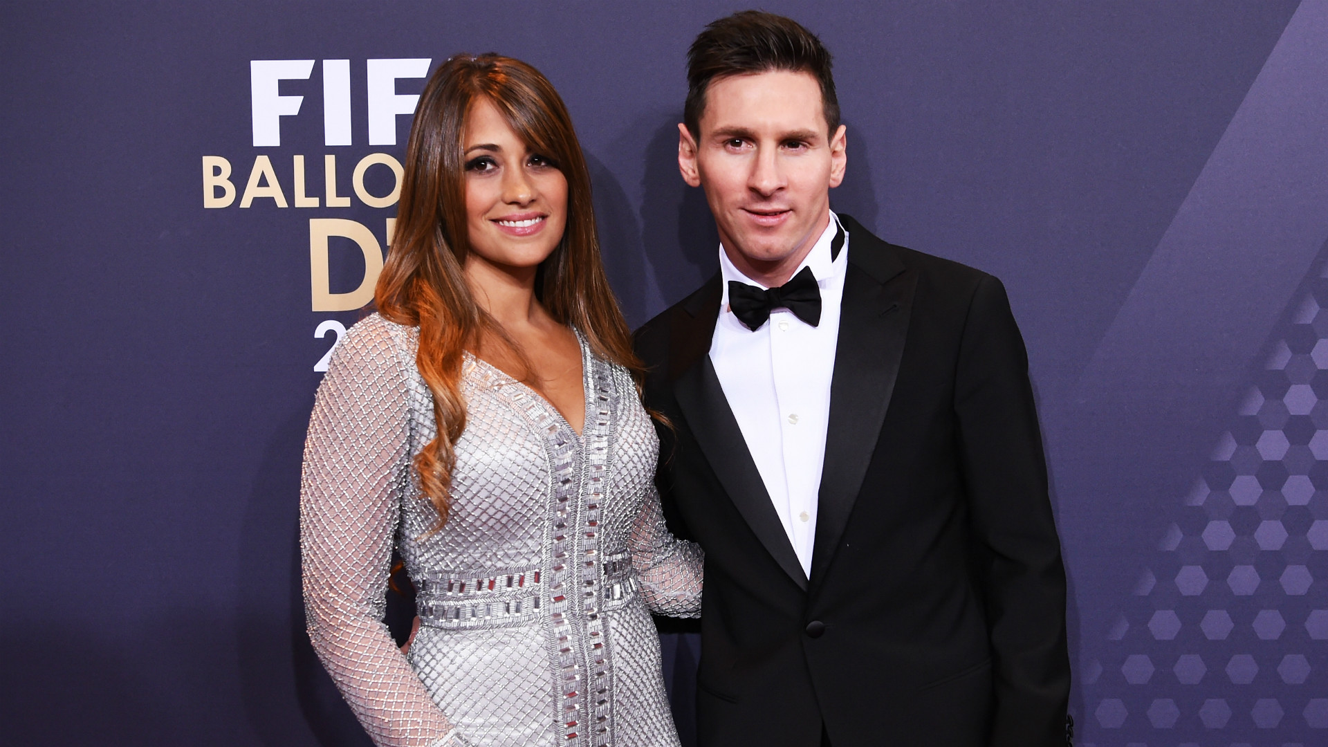 Messi dating history