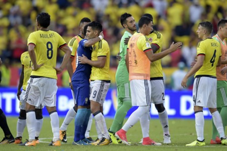 Colombia vs Brasil Eliminatoria 05092017