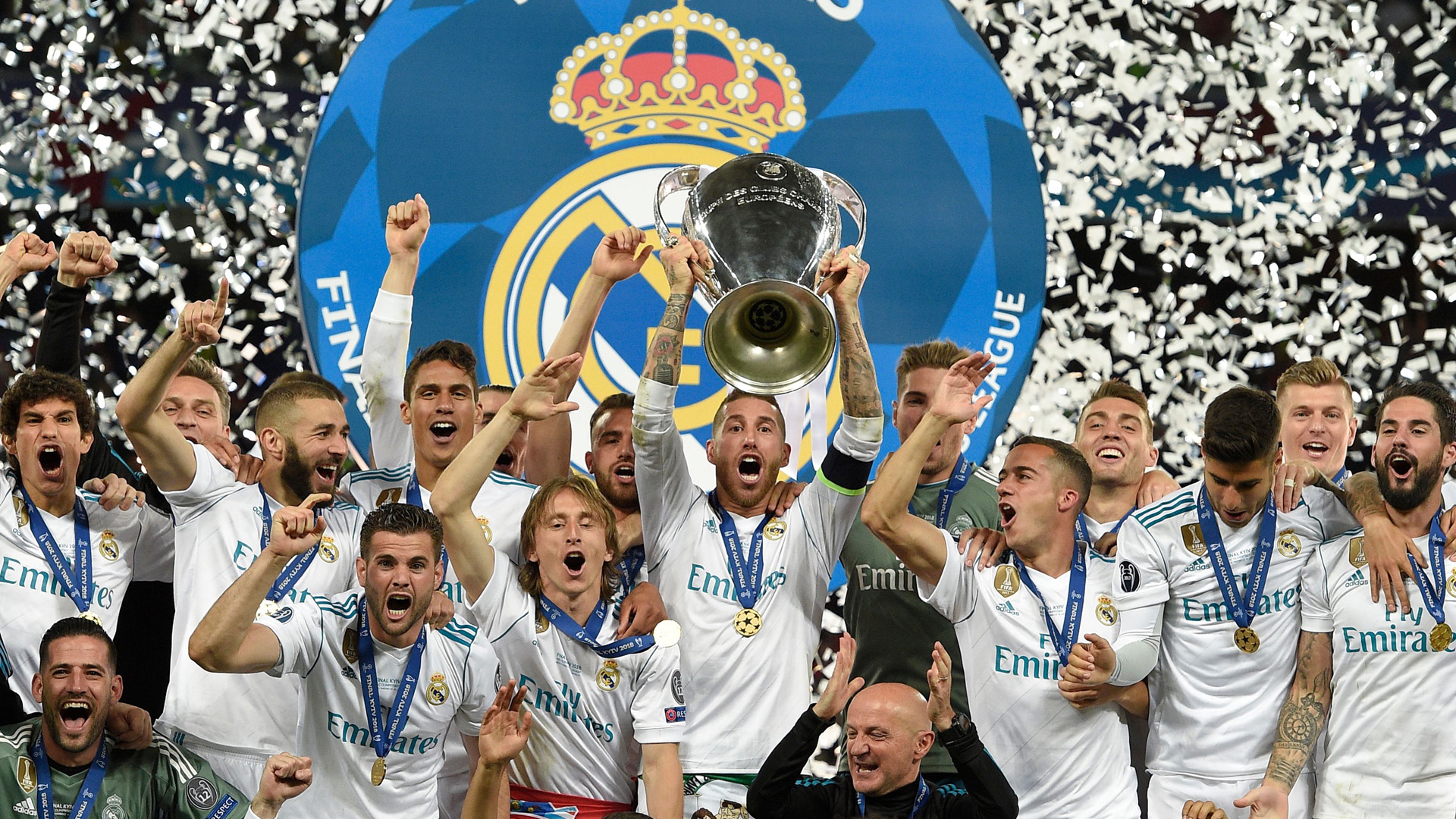 Sensational Gareth Bale goal and two goalkeeping howlers hand Real Madrid title