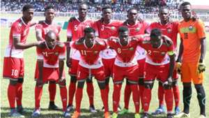 Harambee Stars v Rwanda.
