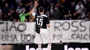 Juventus Atalanta 2019 barzagli