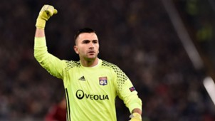 Anthony Lopes Lyon goalkeeper