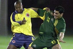Colombia vs Australia 2001