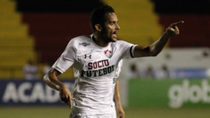 Gustavo Scarpa Sport Recife Fluminense Brasileirao Serie A 02082017
