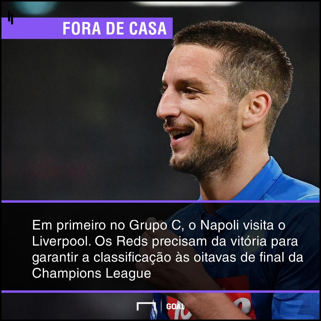 GFX bet365 Liverpool x Napoli