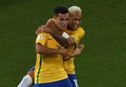 Philippe Coutinho & Neymar