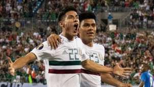 México Martinica Selección mexicana Uriel Antuna