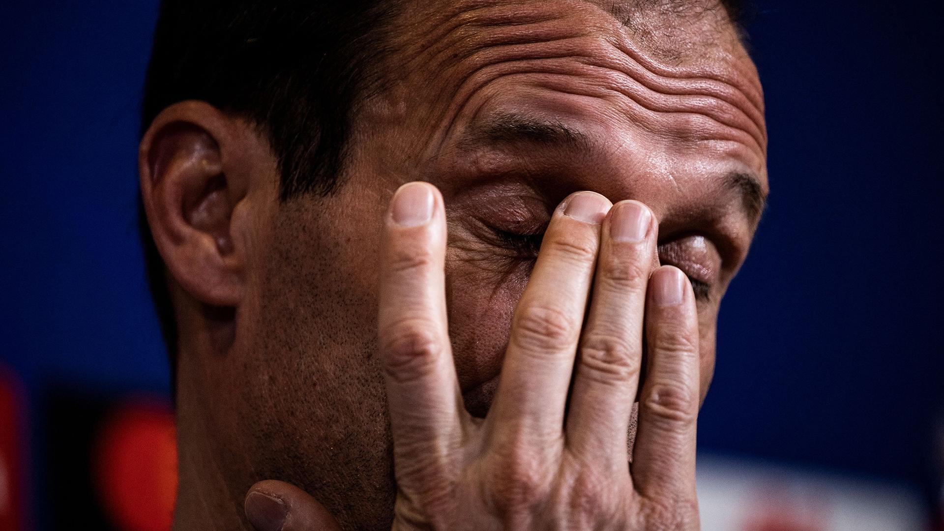 Massimiliano Allegri Juventus 2019