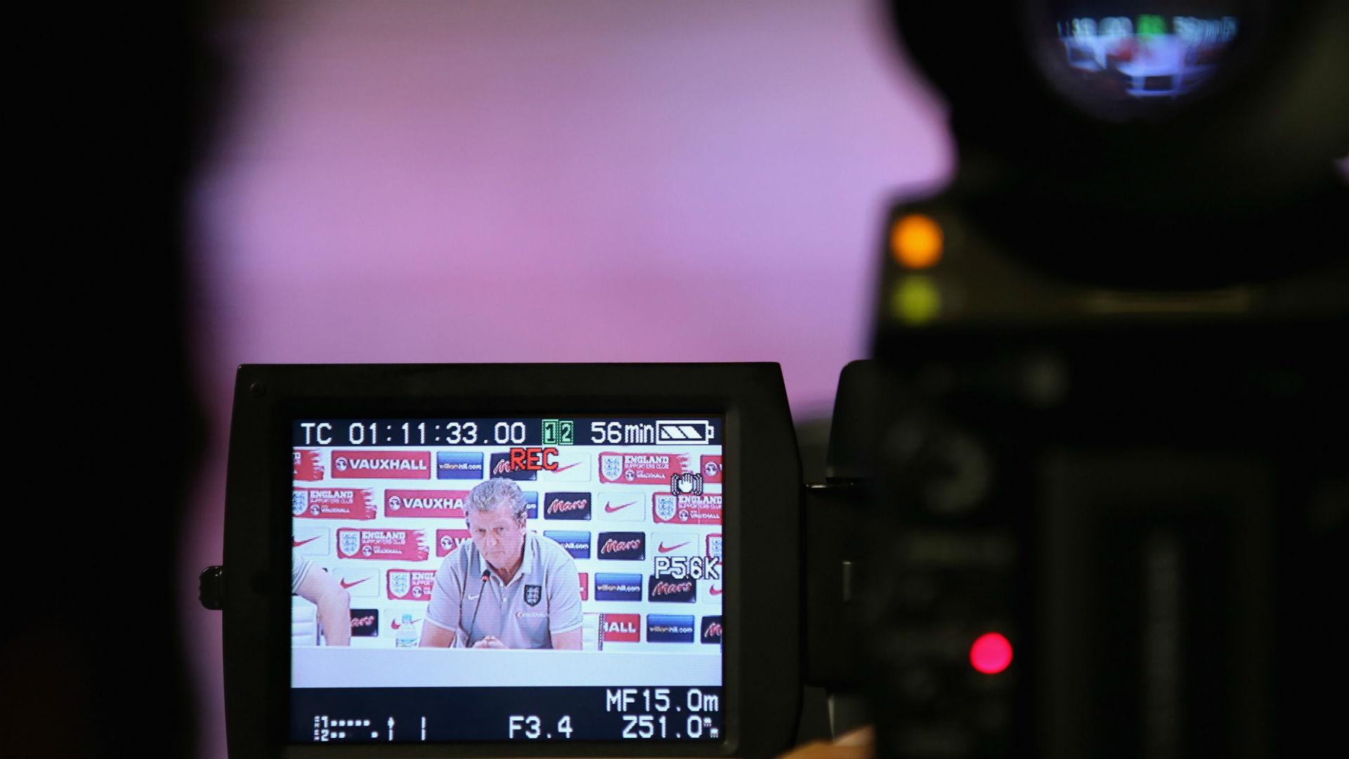 TV Camera FIFA World Cup