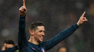 Fernando Torres Atletico Madrid 15032018