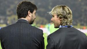 Nedved Agnelli Juventus
