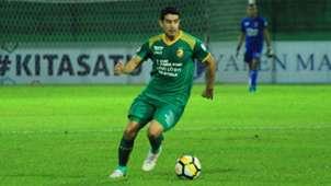 Esteban Vizcarra - Sriwijaya FC