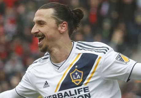 'Not done with you yet!' - Zlatan confirms LA Galaxy stay