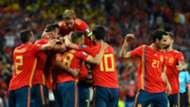 Spain Sweden Goal Celebration EURO 2020 Quali 2019