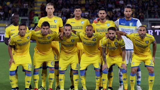 Frosinone squad Serie A