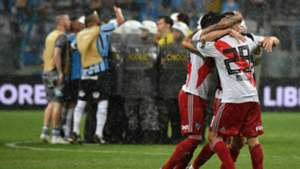 Protestos Grêmio River Plate Copa Libertadores 30102018
