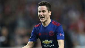 Ander Herrera Manchester United Europa League final