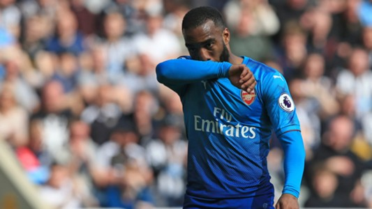 Alexandre Lacazette Arsenal 15042018