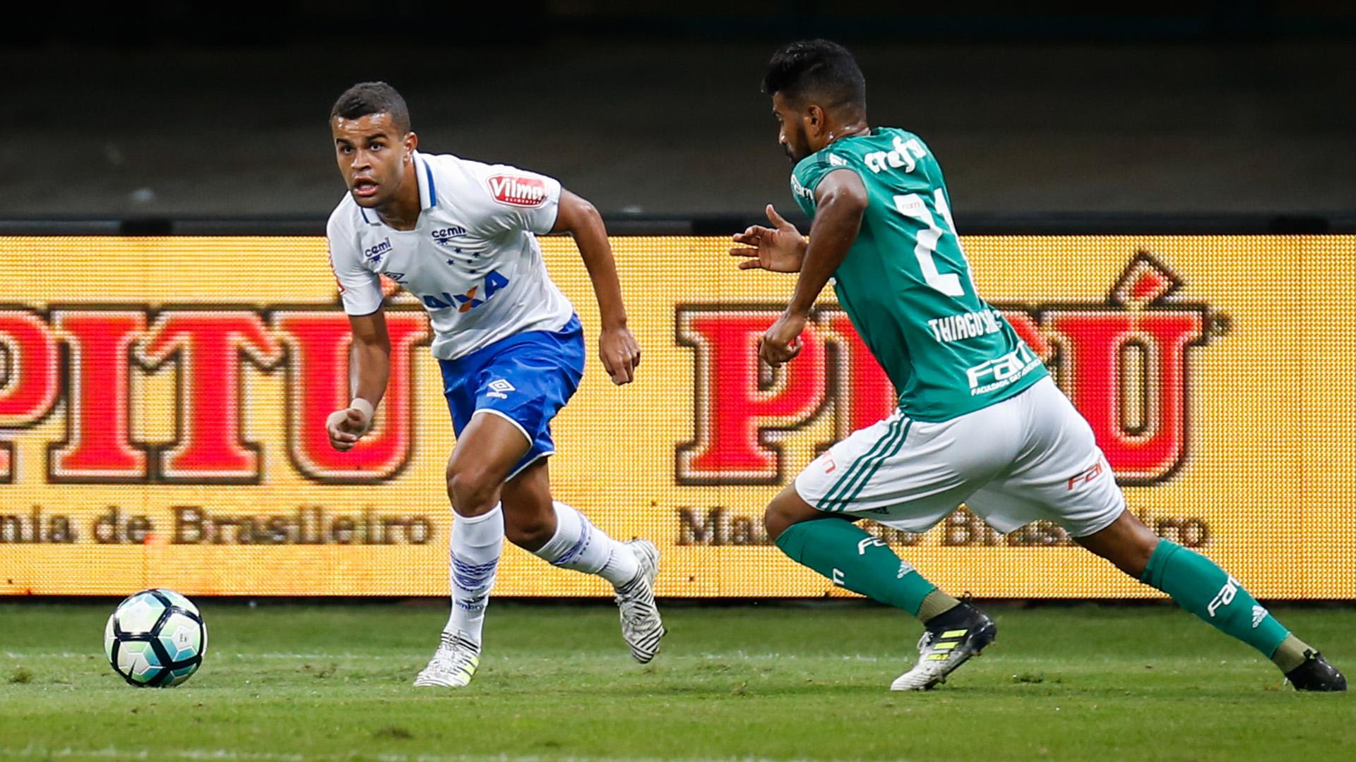 Alisson Thiago Santos Palmeiras Cruzeiro Copa do Brasil 28062017