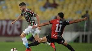 Gonzalo Fierro Fluminense - D. Antofagasta