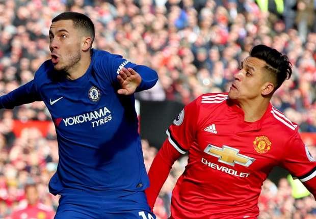 Image result for Chelsea vs Manchester United images